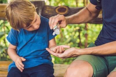 В Лимассоле судят отца, который не разрешил сыну пользоваться антисептиком в школе