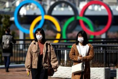 23 июля в Токио пройдёт церемония открытия Олимпийских игр