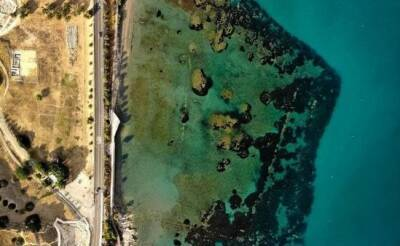 Древний порт Амафунта изучат под водой и снимут с дронов