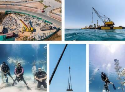 Подводный музей Напы готов к открытию