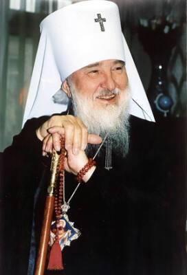 Митрополит Гедеон (Докукин): «Идолопоклонство перед золотым тельцом стало возможным, лишь когда русских людей обезбожили»
