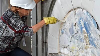 В Пафосе продолжается реконструкция исторических зданий
