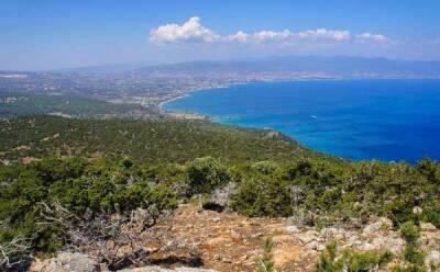 Пять новых особо охраняемых природных территорий на Кипре