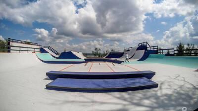 В Ларнаке появится современный скейт-парк