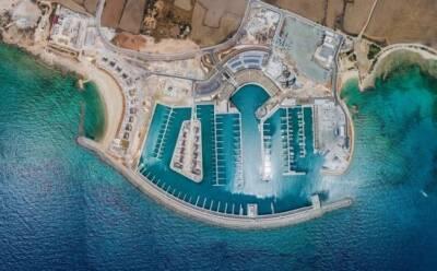 Как строят Айя Напа Марину- один из самых уникальных проектов на Кипре (фото)