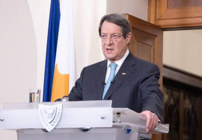 Президент Кипра в Афинах на 3-м трехстороннем саммите Греция-Кипр-Иордания