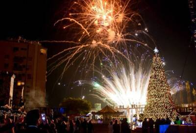 В конце ноября в Агросе откроется рождественская деревня