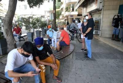 На Кипре падает количество новых случаев Covid-19