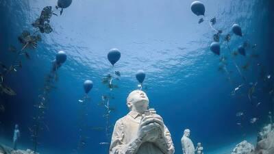 Подводный музей в Айя-Напе: первые фото