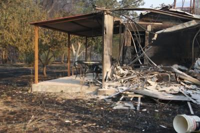 Кипр охватили масштабные лесные пожары, 4 человека погибло
