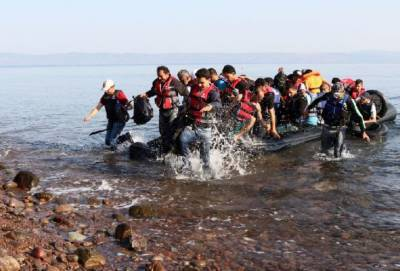 На Кипр приплыли еще 22 нелегальных мигранта