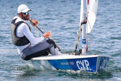 Контидес упустил медаль на Олимпийских играх, но занял почётное четвёртое место