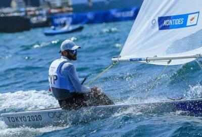 Кипрский яхтсмен Павлос Контидис стал четвертым на Олимпиаде