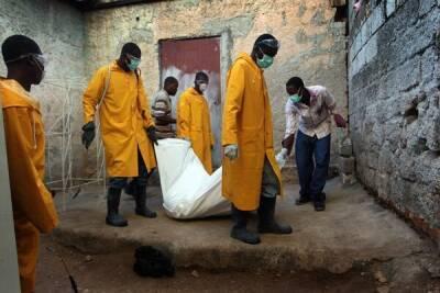 В Африке произошла вспышка холеры