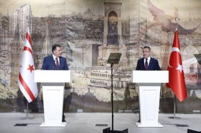 Турция угрожает расчленить Кипр