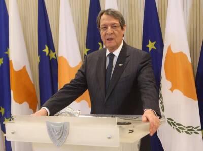 Кипру нужен президент-патриот: Анастасиадис плачет волком