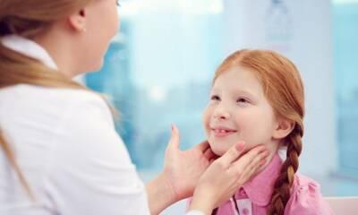 Повышение заболеваемости раком щитовидной железы у детей и подростков