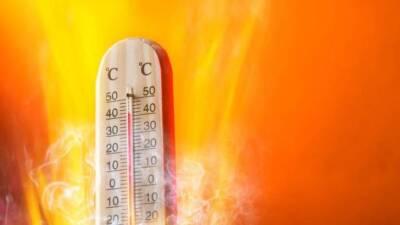 Оранжевое предупреждение — жара на Кипре