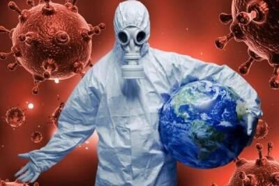 В Австрии обнаружен первый случай заражения лямбда-штаммом коронавируса