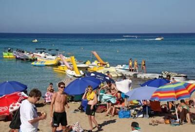 В 2021 году на Кипре царят туристы из России