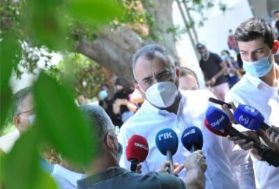 Глава минздрава Кипра: мы прошли четвертую волну пандемии
