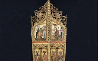 Части древнего иконостаса вернулись на Кипр