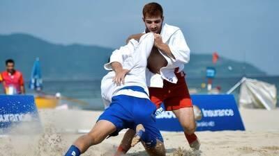 В Ларнаке пройдет первый Чемпионат мира по пляжному самбо