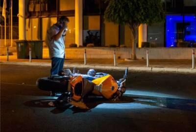 В Лимассоле погиб 28-летний мотоциклист. Он был без шлема