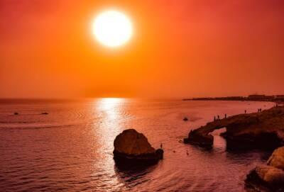 Синоптики: 4 августа, видимо, станет самым жарким днем 2021 года на Кипре