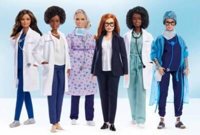 Компания Mattel выпустила куклу Барби — разработчика вакцин