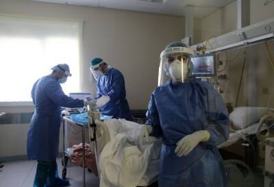 Минздрав Кипра бьет тревогу: всё больше пациентов с Covid-19 оказываются в реанимации