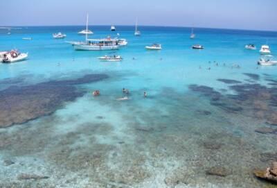 Кипр — второй в ЕС по чистоте воды для купания