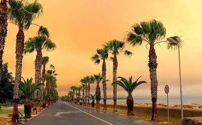 Погода на Кипре: выходные температура упадет ниже 40C