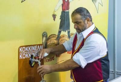 60-й Винный фестиваль пройдет в Лимассоле с 9 по 16 октября