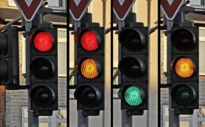Где появятся «умные» светофоры (карты)