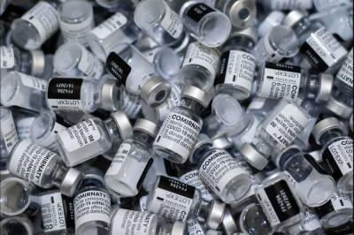Компания BioNTech скоро получит разрешение на вакцину для детей от пяти до 11 лет
