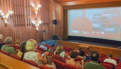 III Международный Кинофестиваль «Дни военно-исторического кино» завершился!