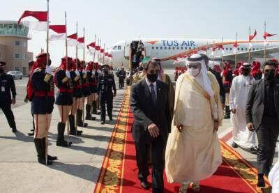 Президент Анастасиадис прибыл в Бахрейн с официальным визитом