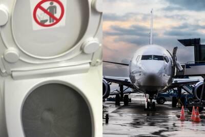 Самолет с Кипра совершил вынужденную посадку в Австрии из-за россиянина, запершегося в туалете