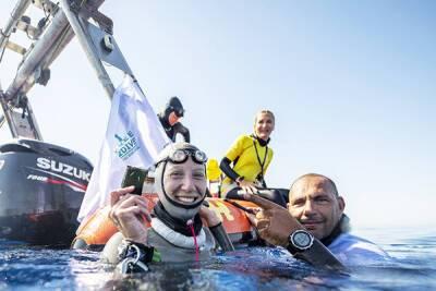 На Кипре пройдут международные соревнования по дайвингу
