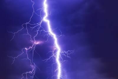 Департамент метеорологии предупреждает о грозе
