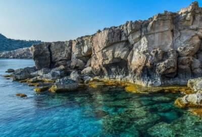 Часть нефтяного пятна из Сирии обнаружена в 55 км от мыса Греко