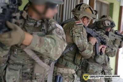 Спецназ Кипра и Египта провели совместные учения «Птолемей 2021»