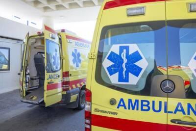 ЧП в Лимассоле: пациентка укусила медсестру «Скорой помощи»