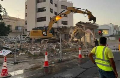 Пафос: ведутся глобальные работы по переустройству города