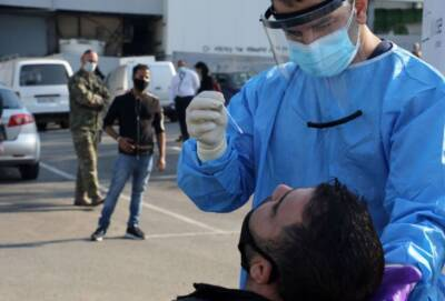 Минздрав Кипра изучает возможность введения обязательных экспресс-тестов для вакцинированных