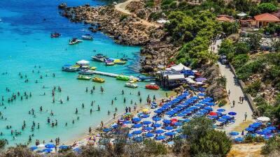 Россияне стали лидерами по числу туристов на Кипре