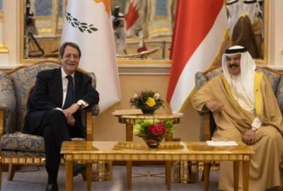 Авиакомпания Gulf Air собирается летать в Европу и США через Кипр