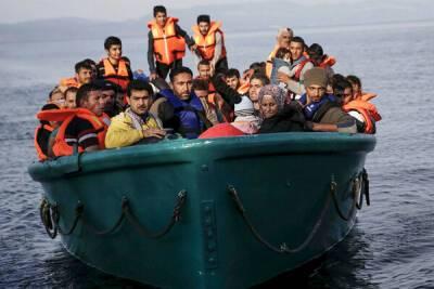 На Кипр прибыла очередная партия беженцев