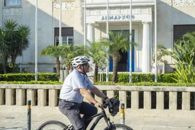 Мэр Лимассола призвал горожан пересесть на велосипеды